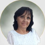 Portrait von Jutta Purt der Kassierin