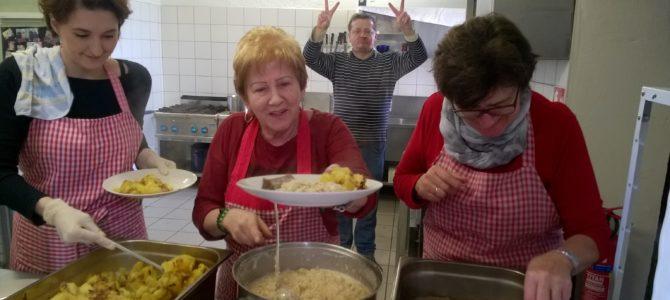 Köchinnen und Köche