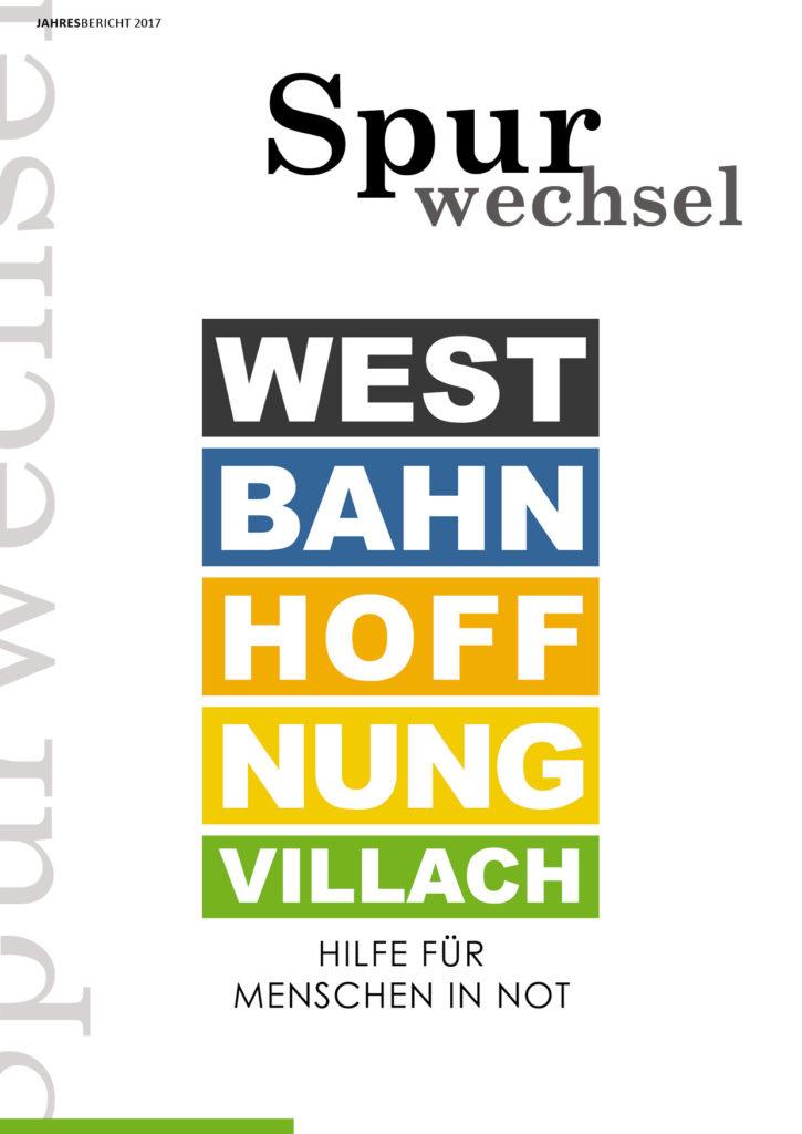 Jahresbericht der Westbahnhoffnung 2017