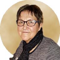Portrait der Bereichsleitung Kleiderkammer Brigitte Unteregger